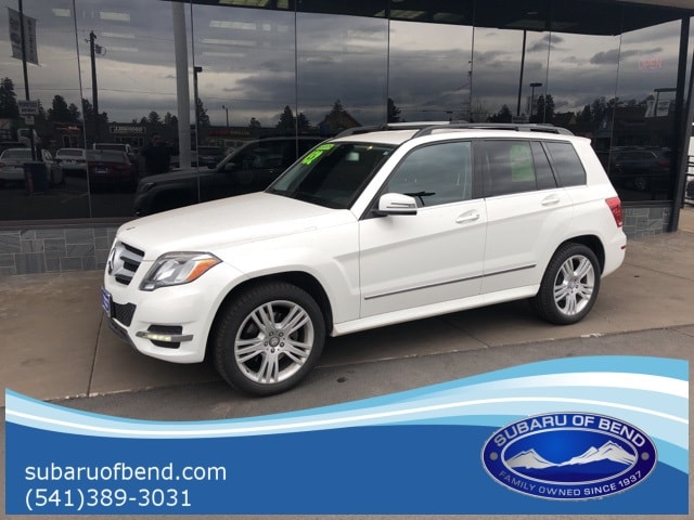 2015 Mercedes-Benz GLK GLK 250 4matic® SUV for sale in Bend, OR