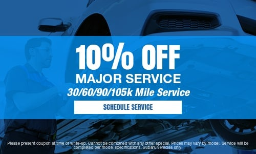 10% Off Major Service