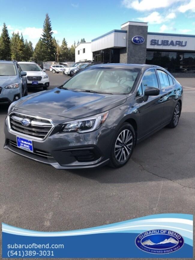Used 2018 Subaru Legacy 2.5i Premium Sedan for sale in Bend, OR