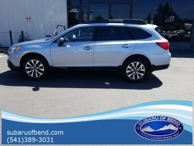 Used 2015 Subaru Outback 2.5i Limited SUV for sale in Bend, OR