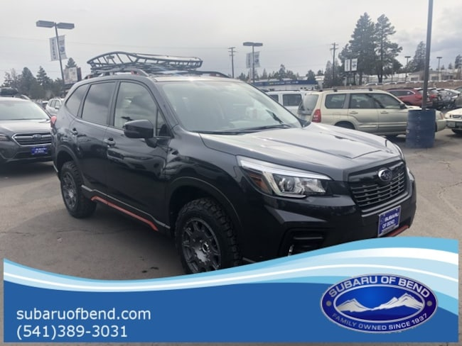 New 2019 Subaru Forester Sport SUV for sale in Bend, OR