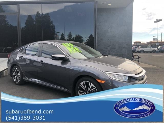 2017 Honda Civic EX-T Sedan for sale in Bend, OR
