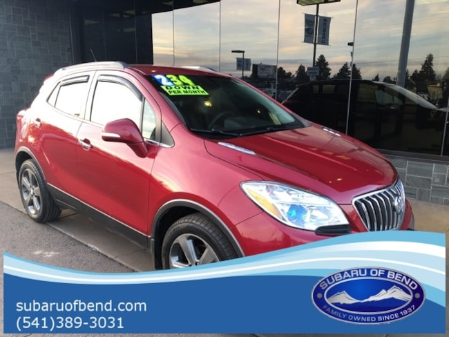 Used 2014 Buick Encore Base SUV for sale in Bend, OR