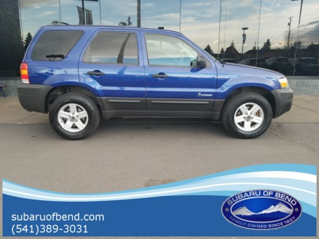 Ford Escape Hybrid For Sale >> Used 2006 Ford Escape Hybrid For Sale In Bend Or