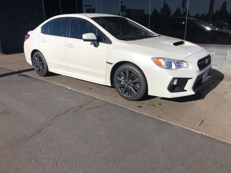 New 2019 Subaru WRX Sedan for sale in Bend, OR