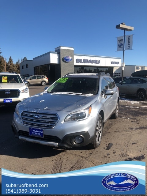 2016 Subaru Outback 2.5i Limited SUV for sale in Bend, OR