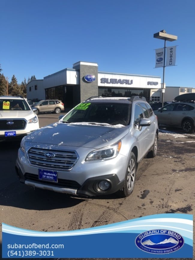 Used 2016 Subaru Outback 2.5i Limited SUV for sale in Bend, OR