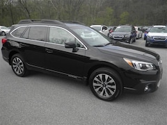 Certified 2017 Subaru Outback 2.5i Limited with SUV 4S4BSANC1H3342770 for sale in Cumberland, MD