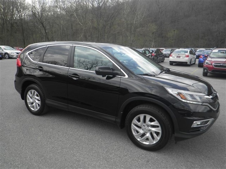 Used 2015 Honda CR-V EX AWD SUV for sale in Cumberland, MD