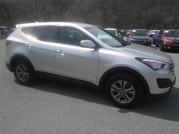 Certified Used 2015 Hyundai Santa Fe Sport 2.4L SUV for sale in Cumberland, MD