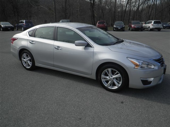 2014 Nissan Altima For Sale >> Used 2014 Nissan Altima For Sale At Thomas Hyundai Vin