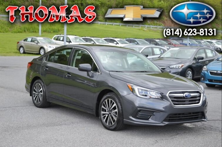 New 2019 Subaru Legacy 2.5i Premium Sedan SA035710 For Sale/Lease Bedford, PA