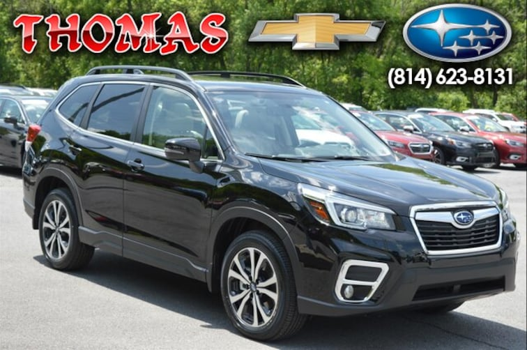 New 2019 Subaru Forester Limited SUV SY525561 For Sale/Lease Bedford, PA