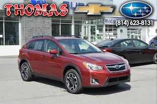 Certified Pre-Owned 2017 Subaru Crosstrek 2.0i Premium SUV UA207822 for sale near Altoona