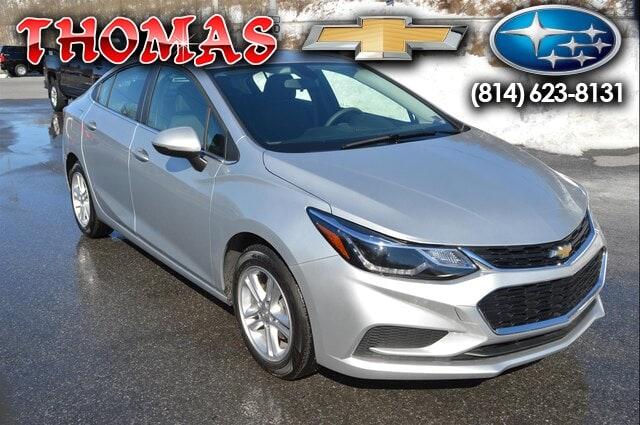 Used 2018 Chevrolet Cruze For Sale in Bedford, PA | Near Breezewood, New  Enterprise, Fishertown & Warfordsburg, PA | VIN: 1G1BE5SM3J7187744