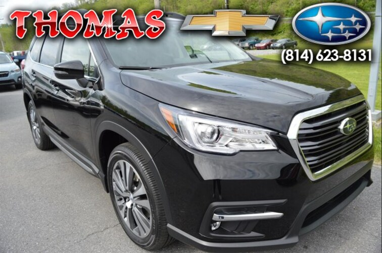New 2019 Subaru Ascent Limited 7-Passenger SUV SA478988 For Sale/Lease Bedford, PA