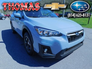 Certified Pre-Owned 2019 Subaru Crosstrek 2.0i Premium SUV ZA249284 for sale near Altoona