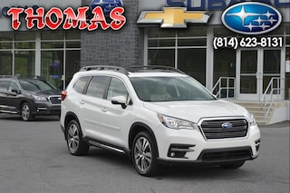 Certified Pre-Owned 2019 Subaru Ascent Limited 7-Passenger SUV ZA413090 for sale near Altoona