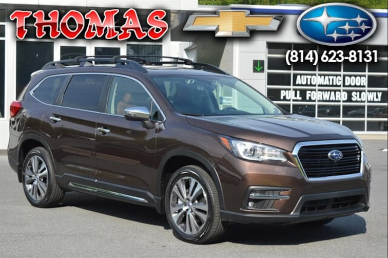 New 2019 Subaru Ascent Touring 7-Passenger SUV SA486598 For Sale/Lease Bedford, PA
