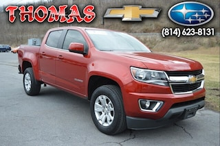 Used 2016 Chevrolet Colorado LT Truck Crew Cab UA147151 for sale near Altoona