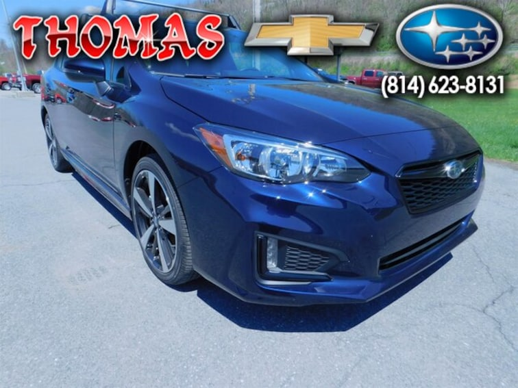 New 2019 Subaru Impreza 2.0i Sport Sedan SY613425 For Sale/Lease Bedford, PA