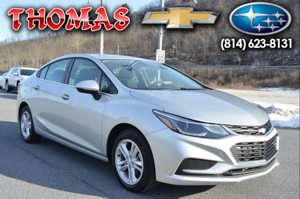 6dc8b97f2 Used 2018 Chevrolet Cruze For Sale in Bedford, PA | Near ...