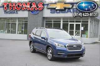 Certified Pre-Owned 2019 Subaru Ascent Premium 7-Passenger SUV ZA443949 for sale near Altoona