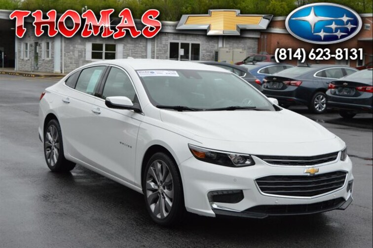 Used 2016 Chevrolet Malibu Premier w/2LZ Sedan UD337832 in Bedford PA