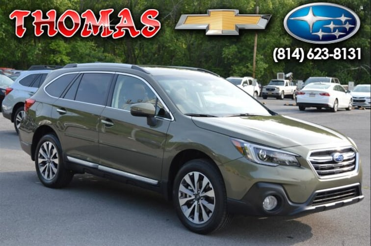 New 2019 Subaru Outback 2.5i Touring SUV SA371545 For Sale/Lease Bedford, PA