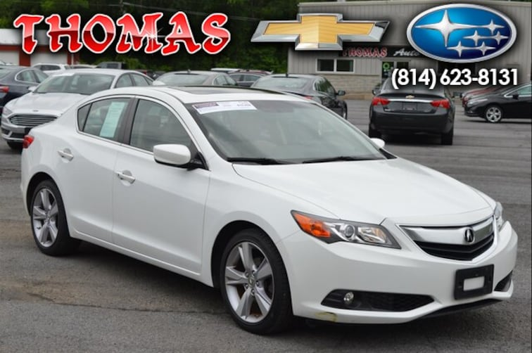 Used 2015 Acura ILX ILX 5-Speed Automatic with Premium Package Sedan UA009321 in Bedford PA