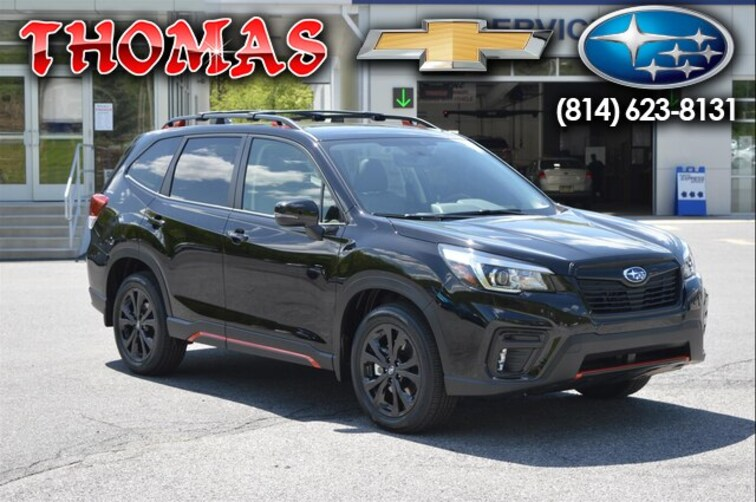 New 2019 Subaru Forester Sport SUV SA513950 For Sale/Lease Bedford, PA