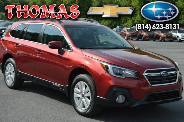 New 2019 Subaru Outback 2.5i Premium SUV SA371959 For Sale/Lease Bedford, PA