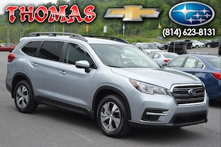 New 2019 Subaru Ascent Premium 7-Passenger SUV SA486390 in Bedford PA