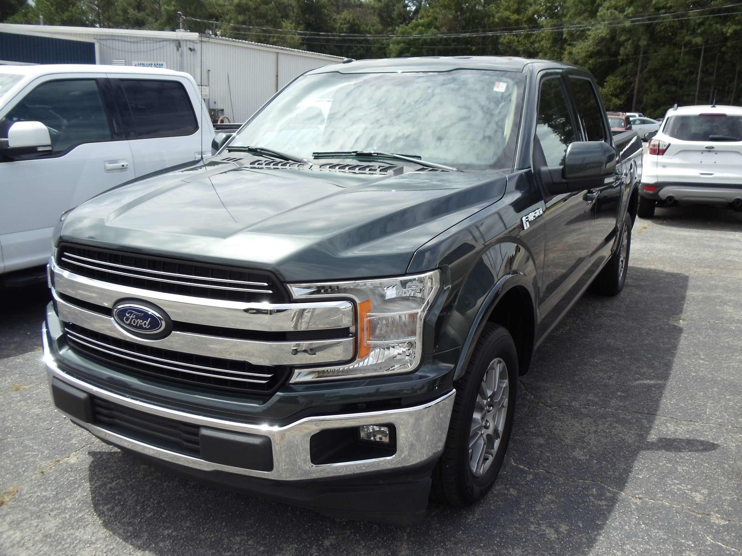 2018 Ford F150 Truck SuperCrew Cab