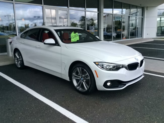 New 2019 BMW 430i xDrive Hatchback in Doylestown, PA