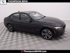 Certified 2018 BMW 330e iPerformance Sedan in Doylestown, PA