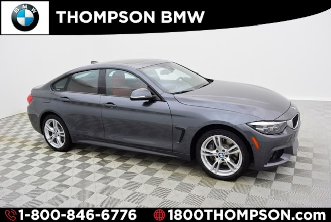 Used 2018 BMW 430i xDrive Gran Coupe in Doylestown, PA