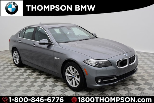 certified pre owned 2016 bmw 528i xdrive for sale doylestown pa 27097a. Black Bedroom Furniture Sets. Home Design Ideas