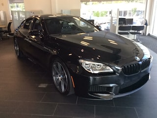 2019 BMW M6 Sedan