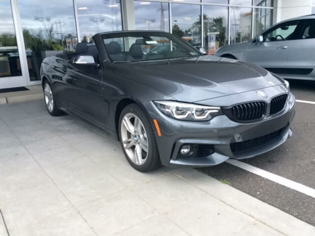 New 2019 BMW 440i xDrive Convertible in Doylestown, PA