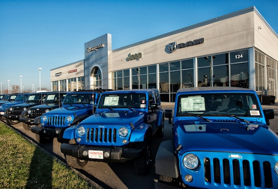 Jeep Dealers In Md >> Jeep Dealer Near Me Thompson Cdjr Baltimore Md
