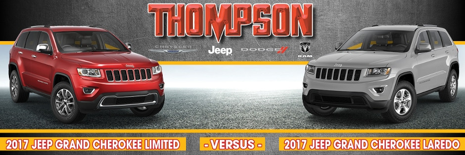 2017 jeep grand cherokee limited vs laredo comparison edgewood md. Black Bedroom Furniture Sets. Home Design Ideas