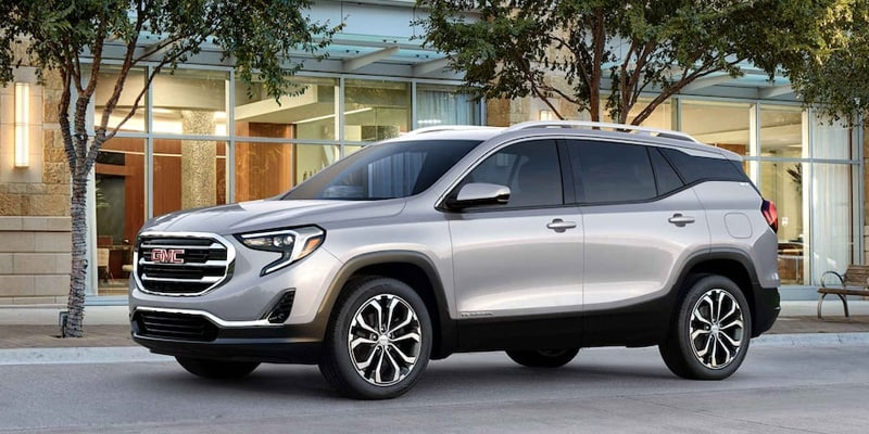 2021 Terrain lease offer