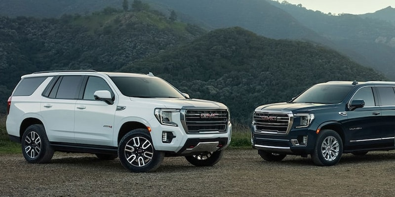 2021 Yukon/ Yukon XL lease offer