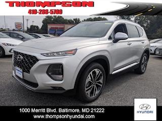 New 2019 Hyundai Santa Fe Limited 2.0T SUV in Baltimore, MD