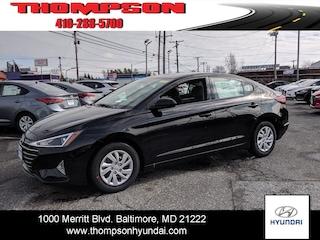 New 2019 Hyundai Elantra SE Sedan in Baltimore, MD
