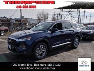 New 2019 Hyundai Santa Fe SEL Plus 2.4 SUV in Baltimore, MD