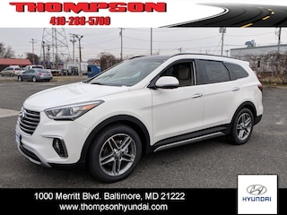 New 2019 Hyundai Santa Fe XL Limited Ultimate SUV in Baltimore, MD