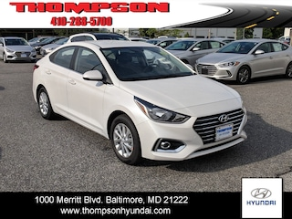 New 2019 Hyundai Accent SEL Sedan in Baltimore, MD