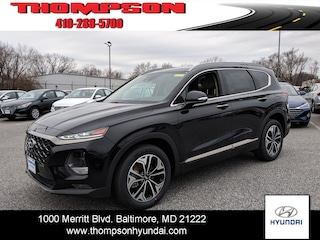 New 2019 Hyundai Santa Fe Limited 2.0T SUV in Baltimore, MD